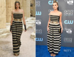 Margot Robbie In Chanel - 2018 Critics' Choice Awards