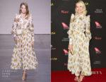 Margot Robbie In Zimmermann - 2018 G'Day USA Los Angeles Black Tie Gala