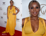 Mary J Blige In Elie Saab - 2018 Producers Guild Awards