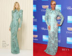 Mary J. Blige In Elie Saab - 29th Annual Palm Springs International Film Festival