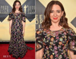 Maya Rudolph In Zac Posen - 2018 SAG Awards