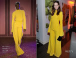 Michelle Monaghan In Brandon Maxwell - W Magazine Celebrates Its 'Best Performances' Portfolio