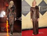 Nicole Kidman In Armani Privé - 2018 SAG Awards
