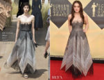 Odeya Rush In Christian Dior Couture - 2018 SAG Awards