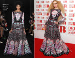 Paloma Faith In Manish Arora & Gucci  -  The BRIT Awards 2018 Nominations Launch