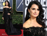 Penelope Cruz In Ralph & Russo Couture - 2018 Golden Globe Awards