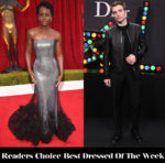Best Dressed Of The Week - Lupita Nyong'o in Ralph & Russo Couture, Robert Pattinson in Dior Homme, Keira Knightley in Chanel and Sterling K. Brown in Giorgio Armani