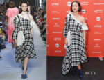 Rosa Salazar In Vivetta - 'The Kindergarten Teacher' Sundance Film Festival Premiere