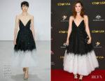 Rose Byrne In Oscar de la Renta - 2018 G'Day USA Los Angeles Black Tie Gala