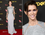 Ruby Rose In Kaufmanfranco - 2018 G'Day USA Los Angeles Black Tie Gala
