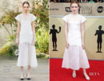 Sadie Sink In Chanel - 2018 SAG Awards
