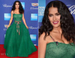 Salma Hayek In Gucci - 29th Annual Palm Springs International Film Festival