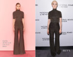 Saoirse Ronan In Emilia Wickstead - The National Board Of Review Annual Awards Gala