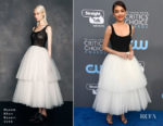 Sarah Hyland In Naeem Khan - 2018 Critics' Choice Awards