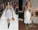 Sienna Miller In Louis Vuitton - Teresa Tarmey Launch Party
