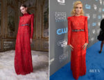 Skyler Samuels In Giamba - 2018 Critics' Choice Awards