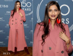 Sonam Kapoor In Bouguessa and Viktor & Rolf Soir - IWC Schaffhausen (SIHH) Event