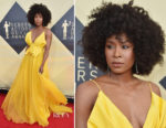 Sydelle Noel In Leanne Marshall - 2018 SAG Awards