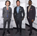 The National Board Of Review Annual Awards Gala Menswear Roundup