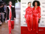 Tracee Ellie Ross In Valentino - Marie Claire's 3rd Annual Image Makers Awards