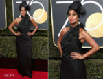 Tracee Ellis Ross In Marc Jacobs - 2018 Golden Globe Awards