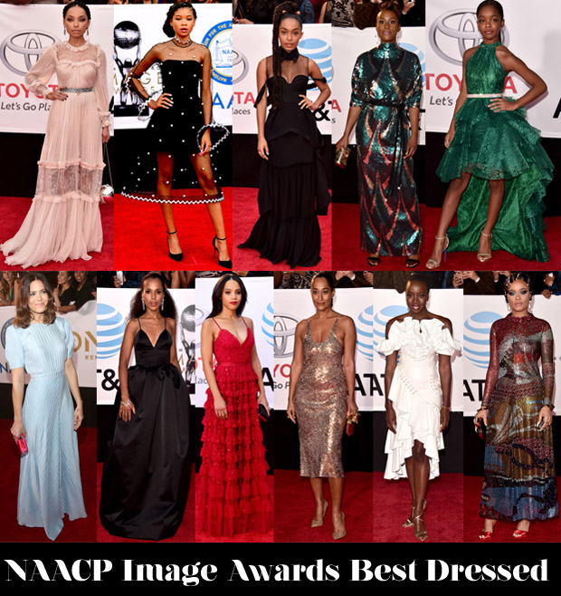 Who Was Your Best Dressed At The 2018 NAACP Image Awards?