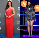 Olivia Munn Hosts The 2018 Critics' Choice Awards