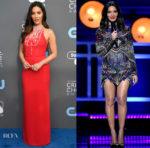 Olivia Munn Hosts The 2018 Critics' Choice Awards