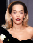 Get The Look: Rita Ora's Ultra-Glamorous Glossy Grammys Look
