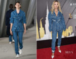 Rita Ora In Étude, Tom Ford & Prabal Gurung - Pre-Grammy Events