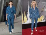 Rita Ora In Étude, Tom Ford & Prabal Gurung - Pre-Grammy Events