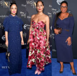 'A Wrinkle In Time' LA Premiere Red Carpet Roundup