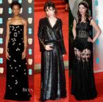 2018 BAFTA Awards Red Carpet Roundup