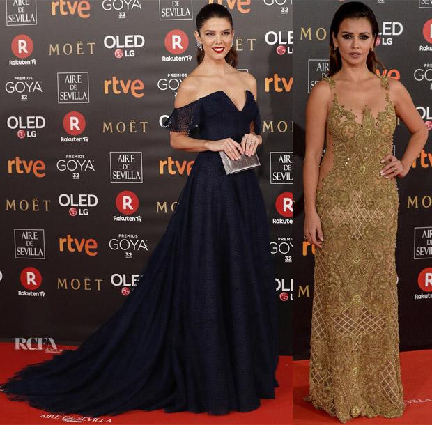 Goya Awards Red Carpet Roundup