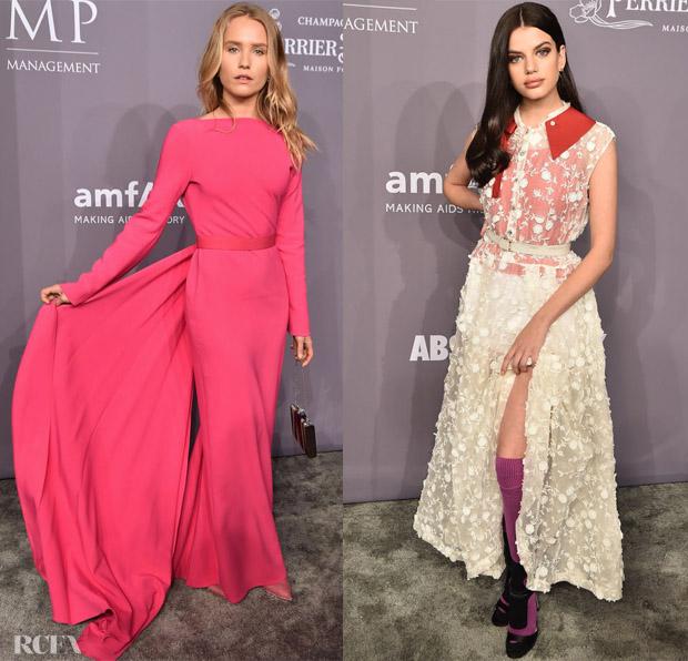 2018 amfAR Gala New York Red Carpet Roundup - Red Carpet Fashion Awards