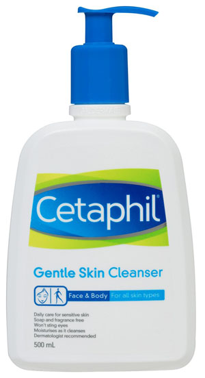 Celebrities Love...Cetaphil Gentle Skin Cleanser
