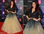 Aishwarya Rai Bachchan In LaBourjoisie - Femina Beauty Awards 2018