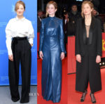 Alba Rohrwacher In Valentino, Prada & Valentino Couture - Berlinale International Film Festival