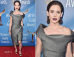 Alison Brie In Vivienne Westwood - 2018 Writers Guild Awards LA Ceremony