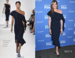 Allison Janney In Christian Siriano - Santa Barbara International Film Festival