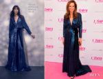 Allison Janney In Jenny Packham - 'I, Tonya' London Premiere