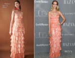 Anna Camp In J. Mendel - 2018 Costume Designers Guild Awards