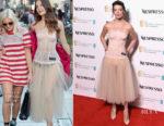 Anya Taylor-Joy In Dolce & Gabbana - EE British Academy Film Awards Nominees Party