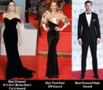 2018 BAFTAs Fashion Critics' Roundup