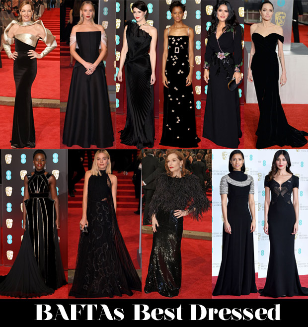 Who Was Your Best Dressed At The 2018 BAFTAs?