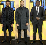 'Black Panther' London Premiere Menswear Roundup