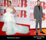 2018 The BRIT Awards Fashion Critics' Roundup