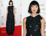 Caitriona Balfe In Erdem - IFTA Film & Drama Awards