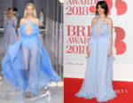 Camila Cabello In Ralph & Russo - The BRIT Awards 2018