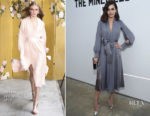 Camilla Belle In ADEAM - 'The Minefield Girl' Audio Visual Book Launch